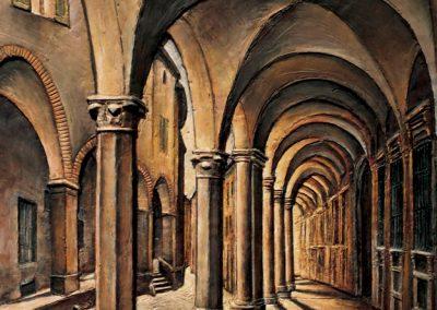 Portici in Via Castiglione