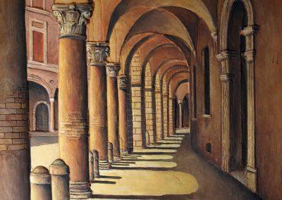 Portici in Piazza Santo Stefano