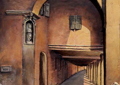 Portici in Via Santo Stefano