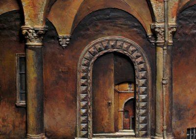 Palazzo Guastavillani in Via Castiglione