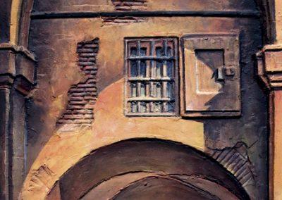 Finestrina in Via Saragozza
